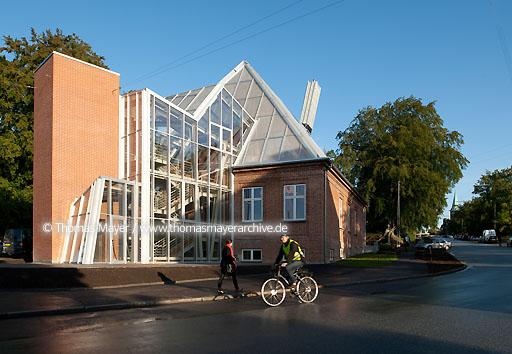 Counseling Center of the Danish Cancer Society