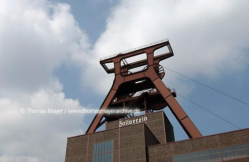 world cultural heritage mine Zollverein