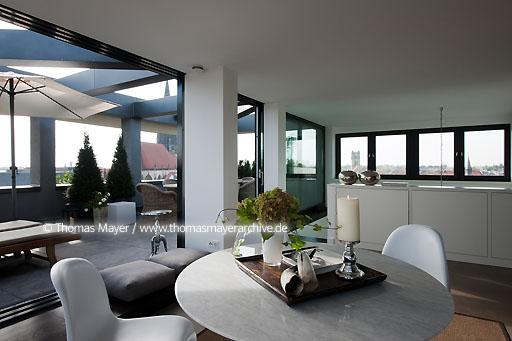 Penthouse in Muenster