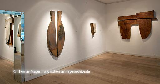 Michael Kortlaender in der Galerie Peerlings