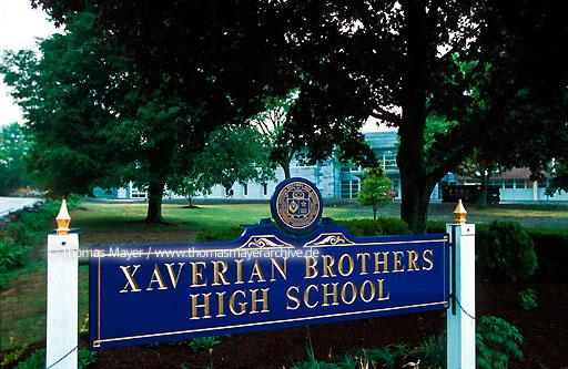 Xaverian Brothers High School, Westwood, MA