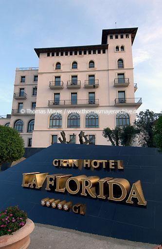 Grand Hotel La Florida Barcelona