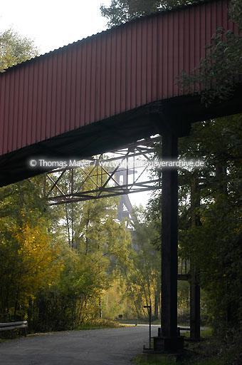 bridges at Mine Zollverein