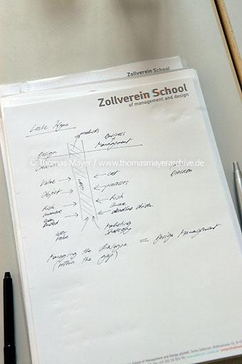 Zollverein School, base camp II