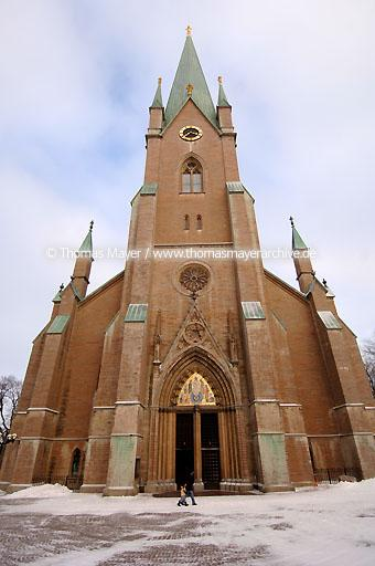 Cathedral Linkoeping