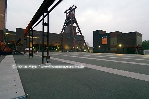 Zeche Zollverein, Essen, Germany Germany, Essen, world cultural heritage Zeche Zollverein, exterior structures  200HP20061106D4471