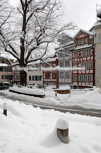 St.Gallen Switzerland, St.Gallen, winter comes back  126BD20070321D6037