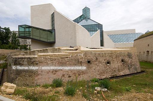 Thomas mayer archive architektur projekte mudam - Architekt luxemburg ...