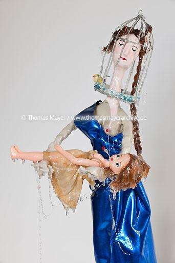 Sculptures by Marliz Frencken NLD, The Netherlands, Hilversum, sculptures by Marliz Frencken  134AK20090324D2711