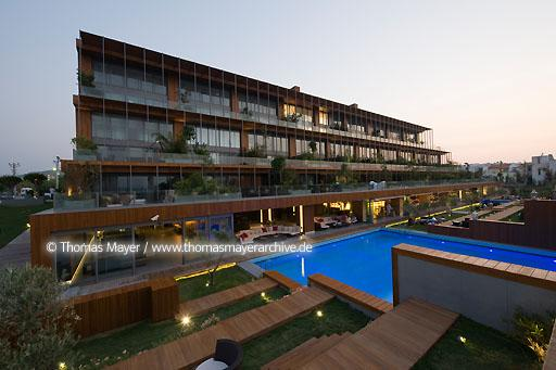 Cesme 7800 TUR, Turkey, Cesme, Hotel and Apartments Cesme 7800, opened august 2008, architecture by Emre Arolat, Istanbul  138AH20080823D0078