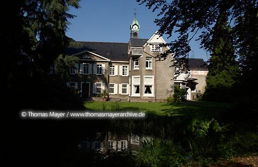 Rittergut Birkhof mansion of Rittergut Birkhof, Korschenbroich, Germany, Golfcourse, garden-center, restaurants  086AE20020518D6336