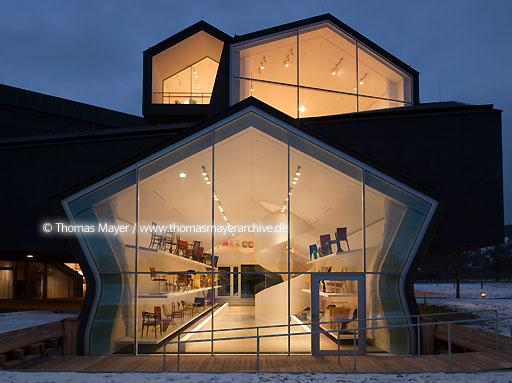 VitraHaus DEU, Germany, Weil am Rhein, the VitraHaus on Vitra Campus is where the Vitra Home Collection resides. Architecture by Herzog & de Meuron, Basel  110BH20100201D9252p