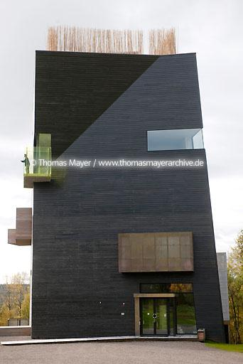 Hamsun Center Hamaroy NOR, Norway, Hamaroy, Knut Hamsun Center, architecture by Steven Holl  146AG20100922D6712