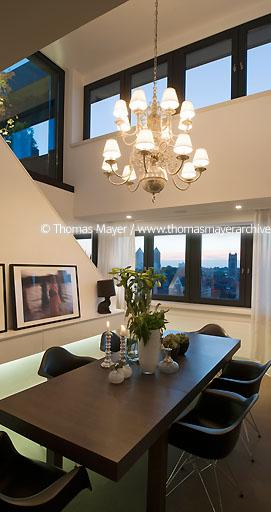 penthouse in Muenster DEU, Germany, Muenster, penthouse in an office building in the city center, interior architecture by Meike von Garrel  110BR20101004D0030