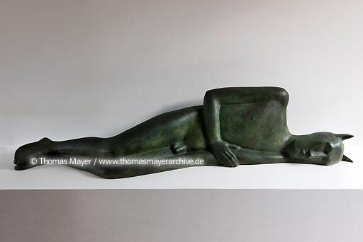 Hans Lemmen BEL, Belgium, Bilzen, sculptures by sculptor and painter Hans Lemmen  150AA20100204D9277