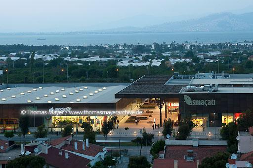 Asmacati Shopping Center TUR, Turkey, Izmir, Balcova, Asmacati shopping center, architecture by Tabanlioglu architects Istanbul  137AO20110510D0003