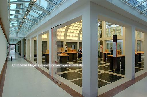 Thomas mayer archive architektur projekte for Frankfurt architekturmuseum