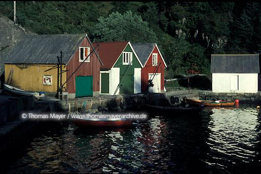 Salmon breeding, Norway Vassness on Austevoll, Norway  115AB19910512A0053