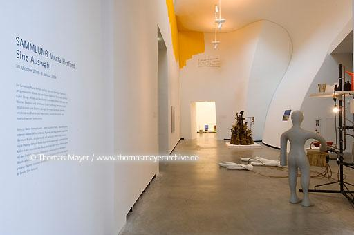 MARTa Herford, exhibition MARTa (furniture, art, ambience) Herford, Germany, exhibition collection MARTa  091AT20051108D8446