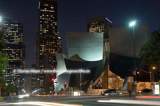 Walt Disney Concert Hall Walt Disney Concert Hall, Los Angeles, USA, architect: Frank O. Gehry  020AL20051019D5469
